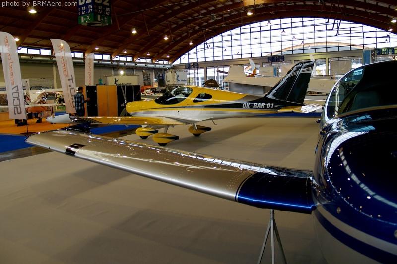 AERO Friedrichshafen 2012