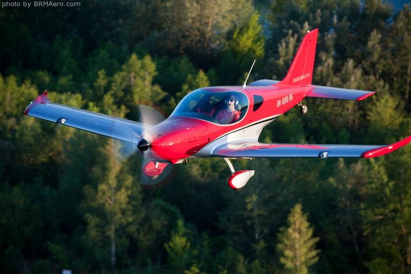 Létání s BRISTELL TDO