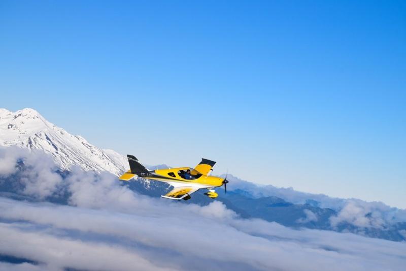 Nové foto z létání