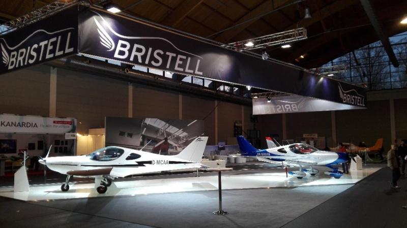 BRISTELL na Friedrichshafen Expo 2017