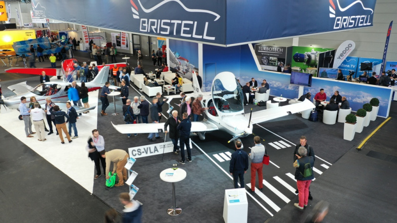 Aero Expo Friedrichshafen 2019, Germany