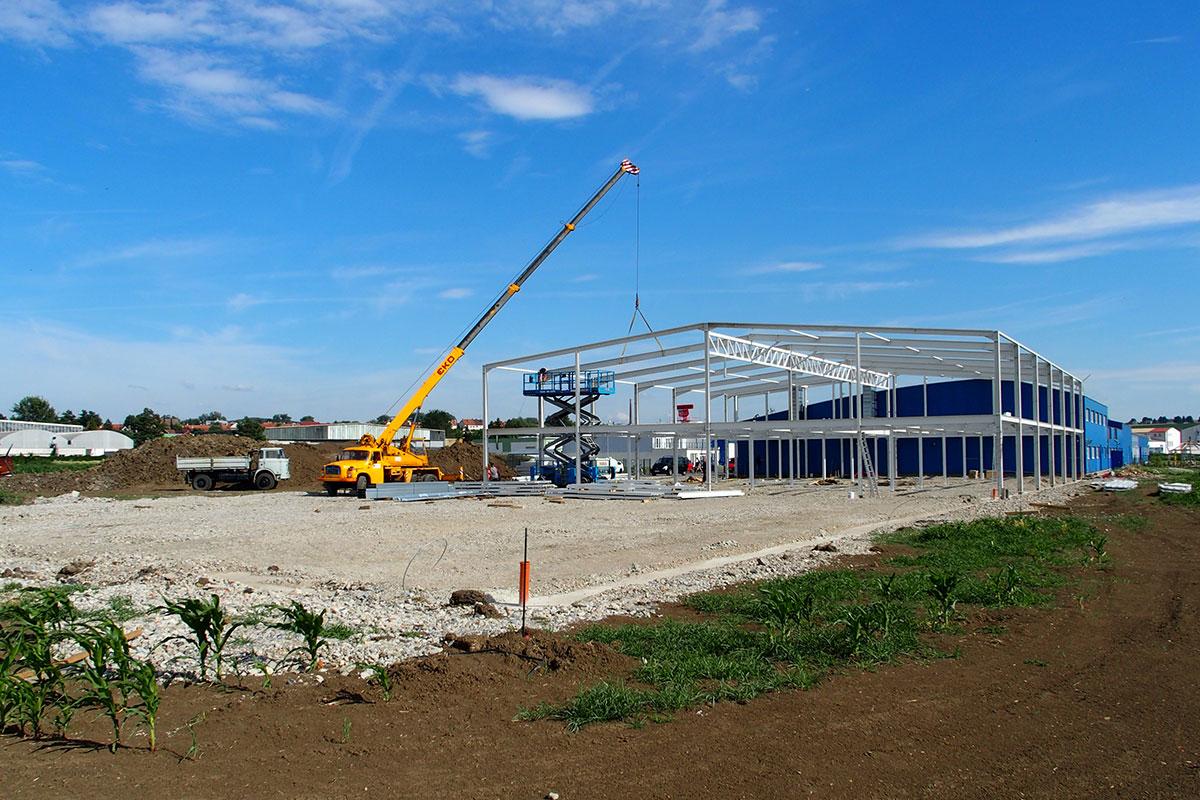 Hangar number 2