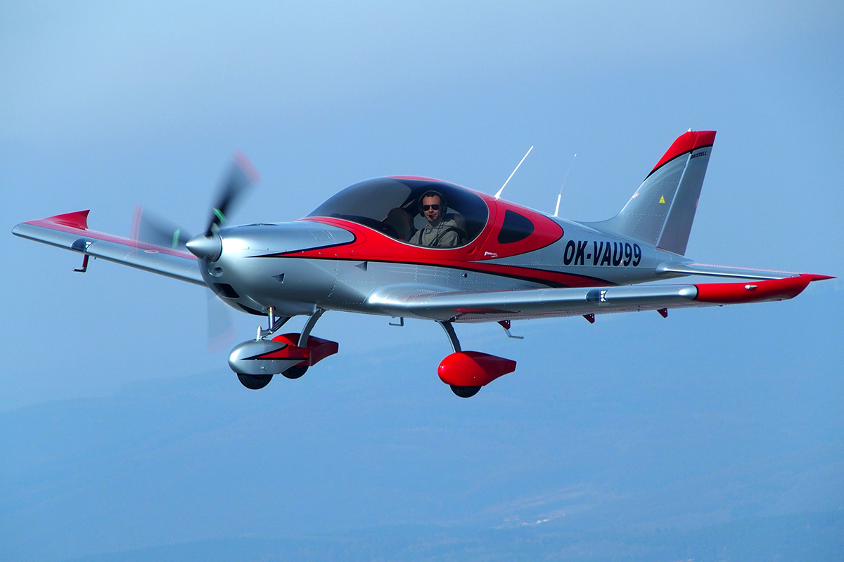 BRISTELL with Rotax 915 iS turbo