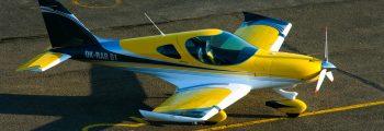 First aeronautic exhibition