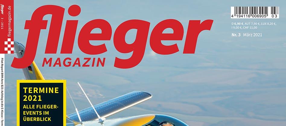 Flieger Magazine 2021/03