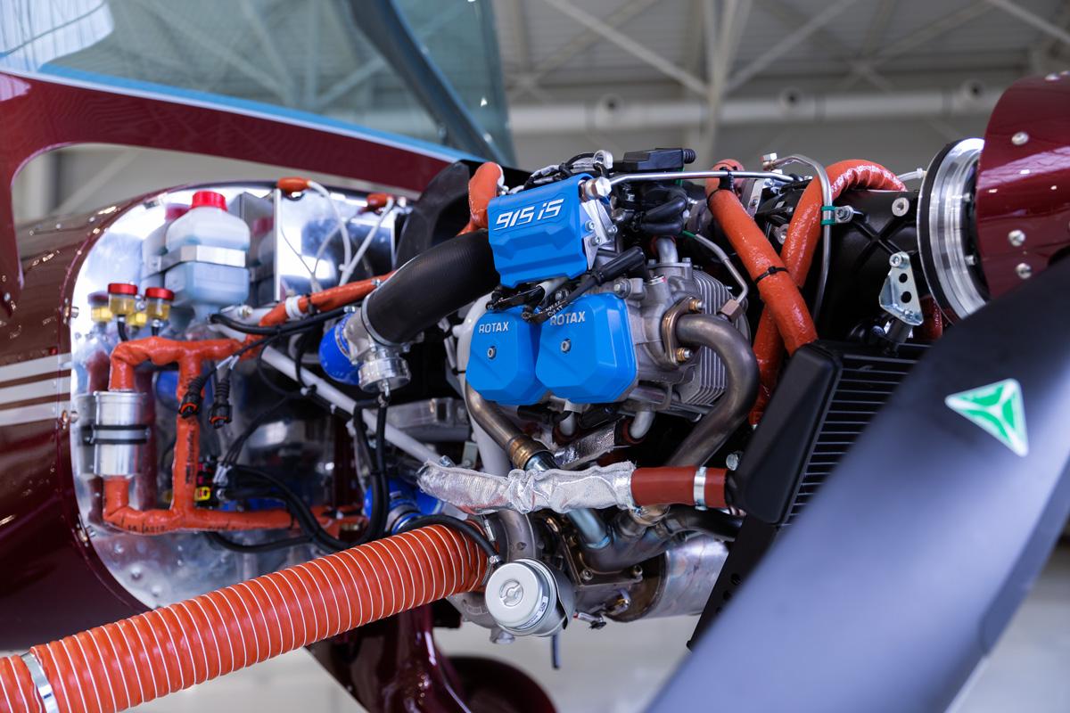 BRISTELL B23 Turbo