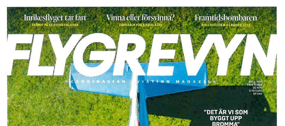 FLYGREVYN Magazine / BRISTELL B23