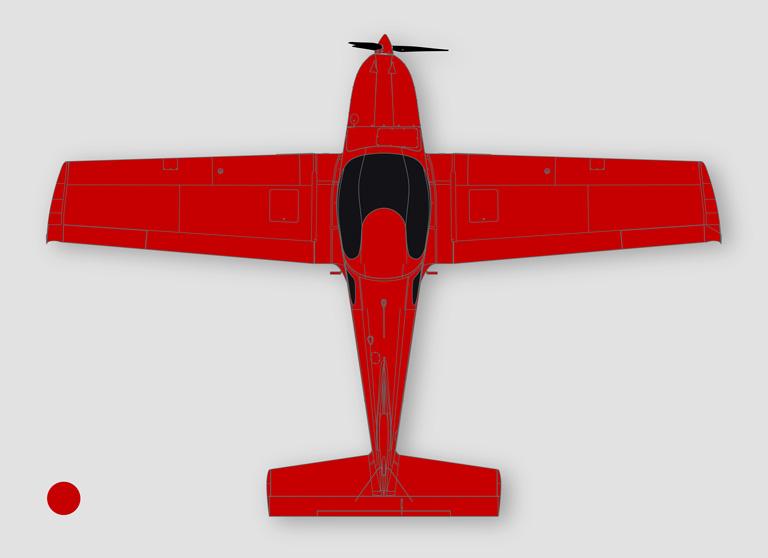002 Design red