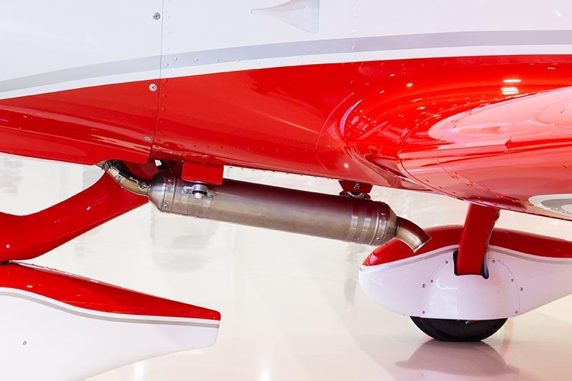 BRISTELL B23 Exhaust Silencer