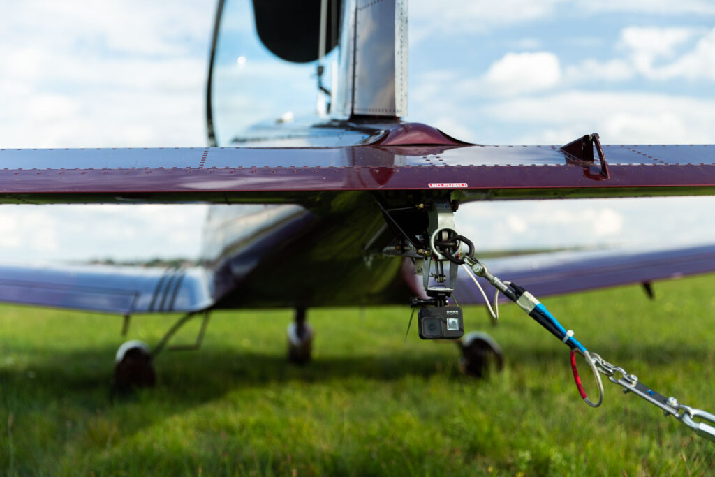 Certification towing tests of BRISTELL B23 powered by ROTAX 915iSc